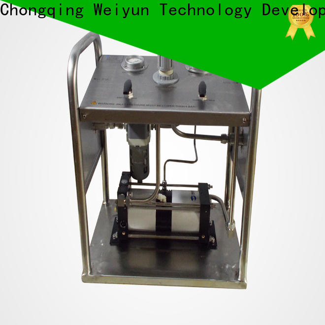 Wingoil Top hydraulic pump pressure tester factory for offshore