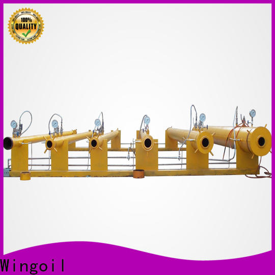 Wingoil hydraulic testing equipment suppliers company for offshore
