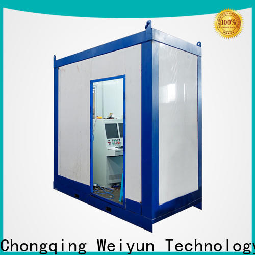 Wingoil professional hydrostatic test equipment suppliers factory for offshore