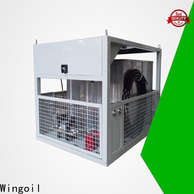 Wingoil ultrasonic testing equipment for business for offshore