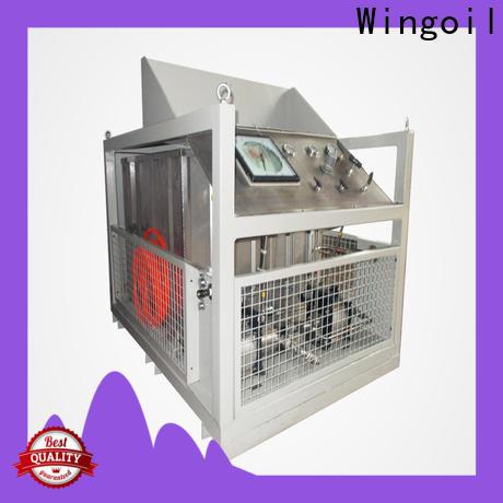 Wingoil druck pressure test equipment for business for offshore