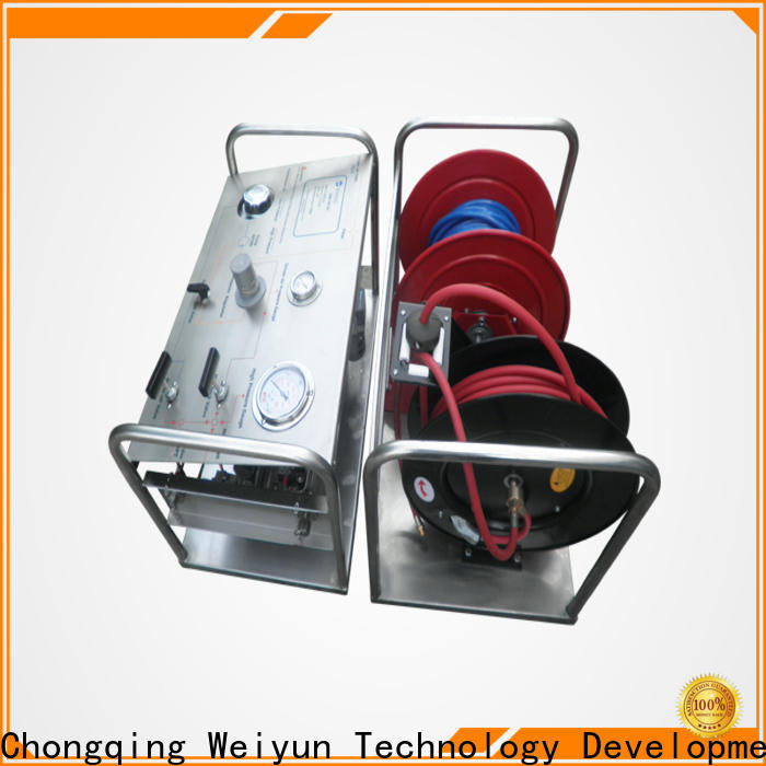 Wholesale hydro testing equipment manufacturers For Gas Industry