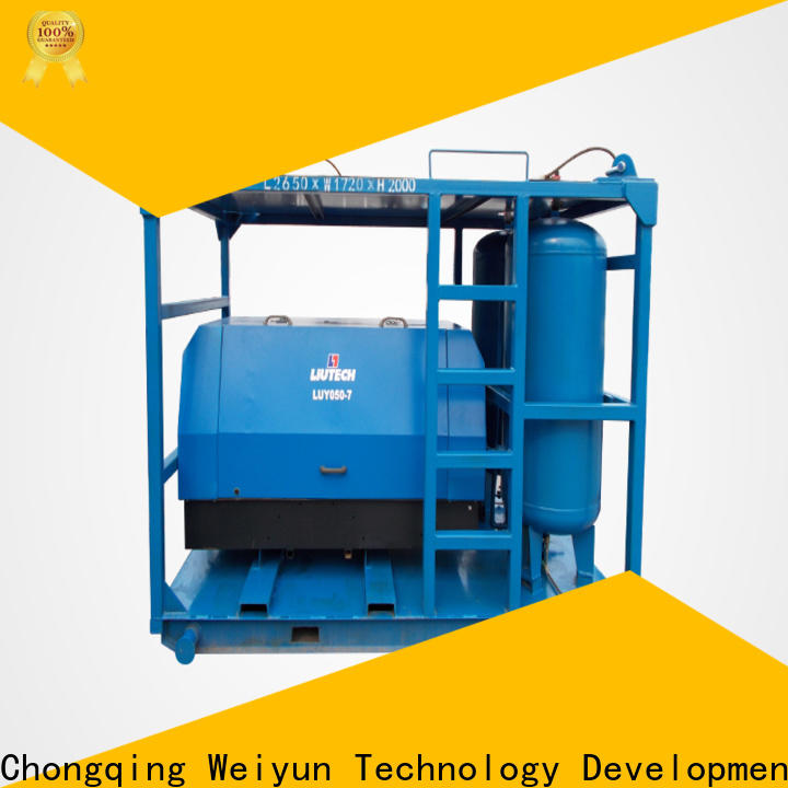 Custom hydraulic pump pressure test factory For Oil Industry