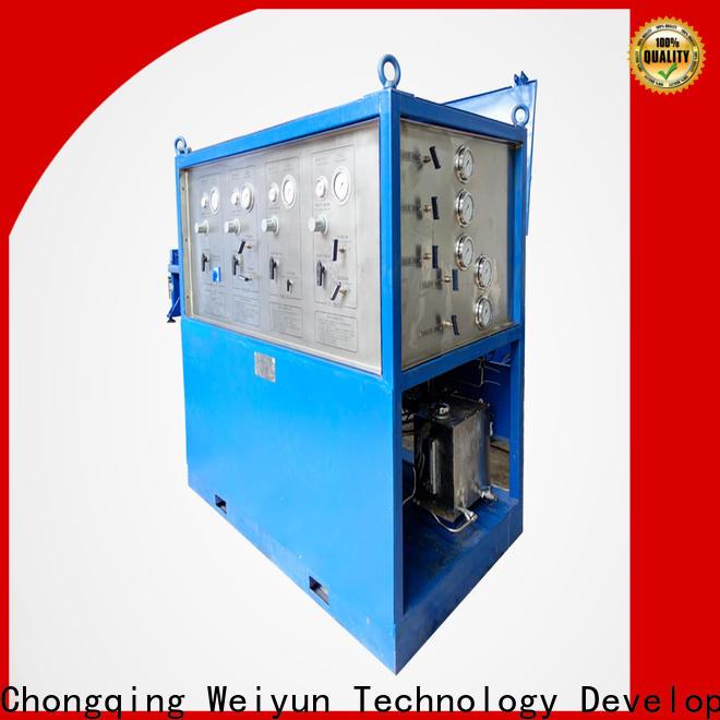 high pressure nitrogen pressure testing equipment for business for onshore