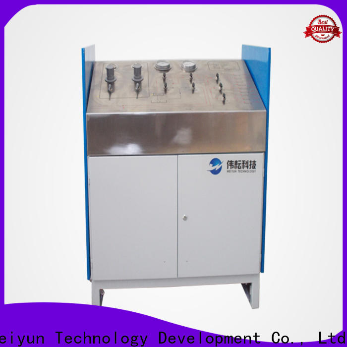 Custom water pressure testing equipment suppliers Supply for onshore