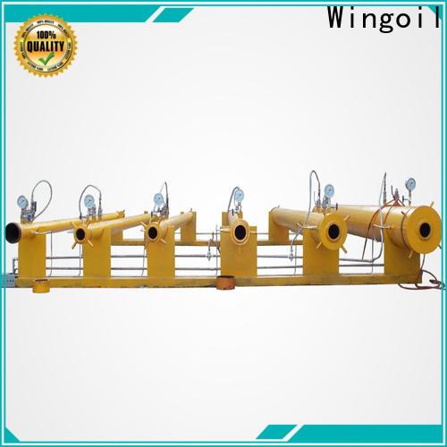 Wingoil pipe leak testing equipment Supply For Oil Industry