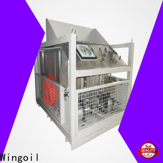 Wingoil New universal testing machine india company for onshore