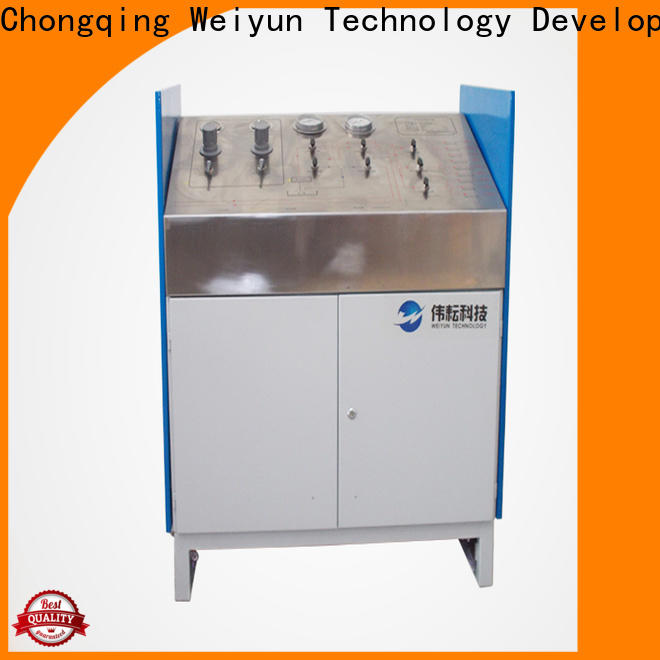 Wingoil pneumatic pressure testing company For Oil Industry