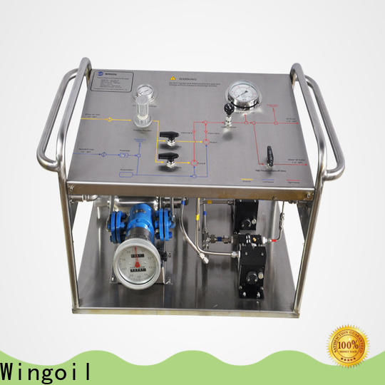 Wingoil wheeler rex hydrostatic pump Supply For Gas Industry