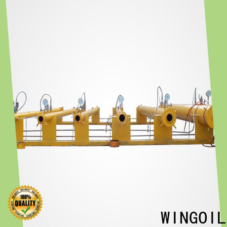Wingoil Safety service test vs hydrotest Suppliers for onshore