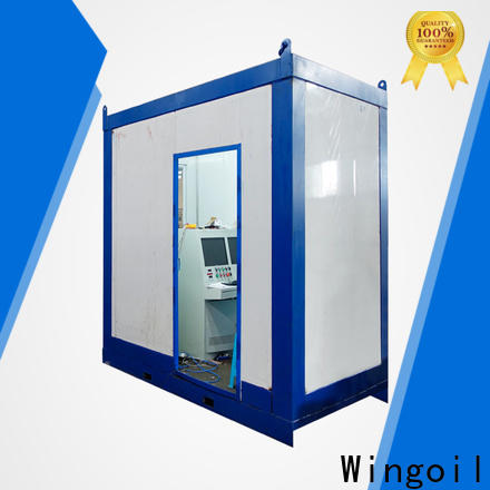 Wingoil New hydrotest pressure calculation manufacturers For Gas Industry
