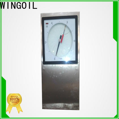 Wingoil water line pressure test factory For Oil Industry