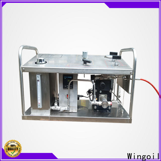 Best hydrotest unit infinitely For Gas Industry