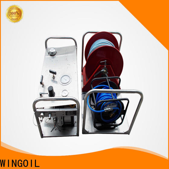 Wingoil chemical panel manufacturers For Gas Industry