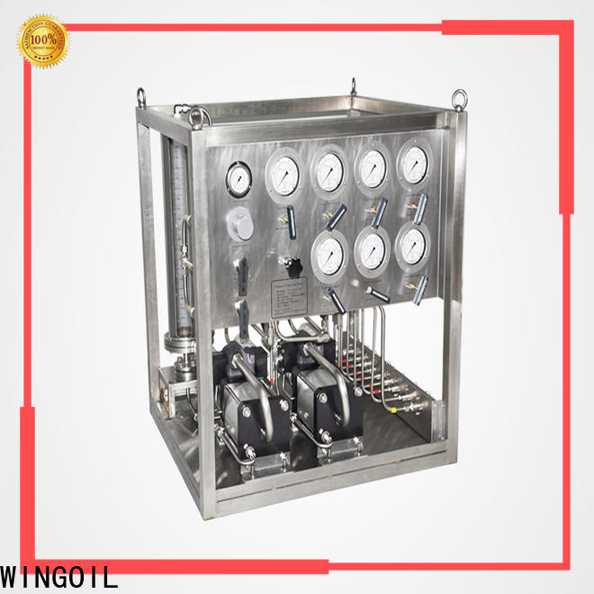 Wingoil pneumatic metering pump Supply For Oil Industry