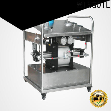 Wingoil hydraulic water test pump manufacturers For Gas Industry