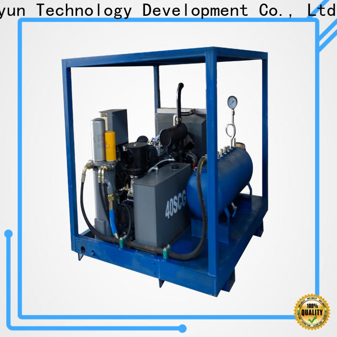 Safety hydrostatic testing equipment manufacturers for business For Gas Industry