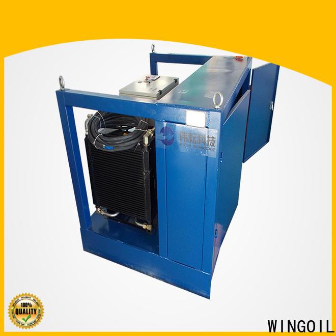 Wingoil popular water pressure test kit for onshore