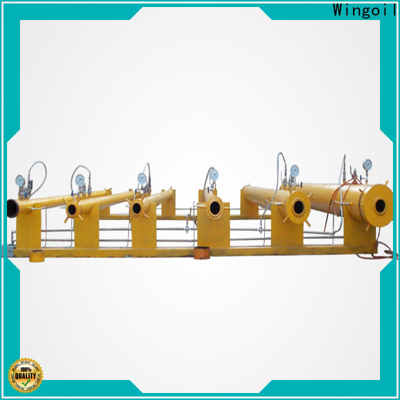 Wingoil High-quality high pressure systems company For Oil Industry