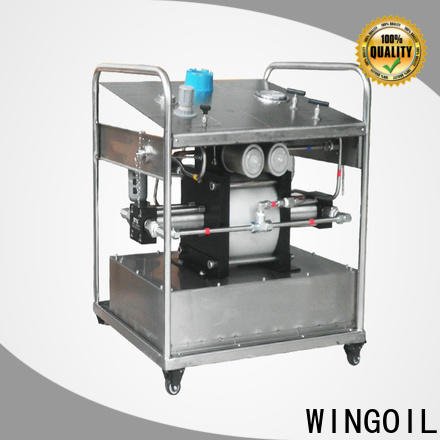 Wingoil hydrostatic water pump widely used for onshore