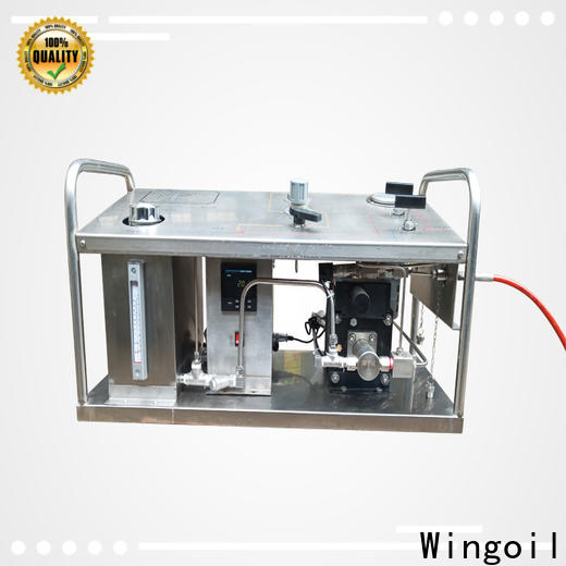 Custom hydrostat pumpe Supply for onshore
