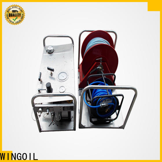 Wingoil Top used injector pumps factory for onshore