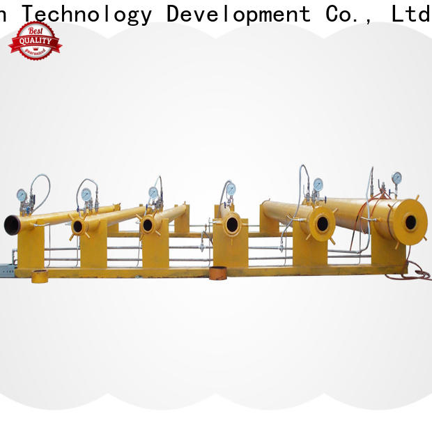 Wingoil hydrostatic test rig Suppliers for offshore