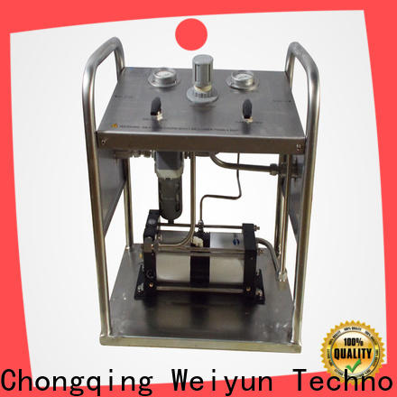 Wingoil professional hydrotest pump price company for offshore