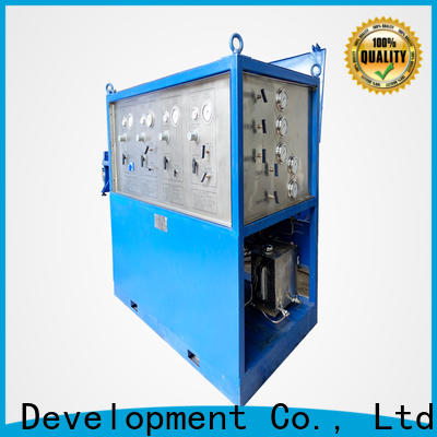 Wingoil High-quality cylinder hydrostatic testing equipment Suppliers For Oil Industry