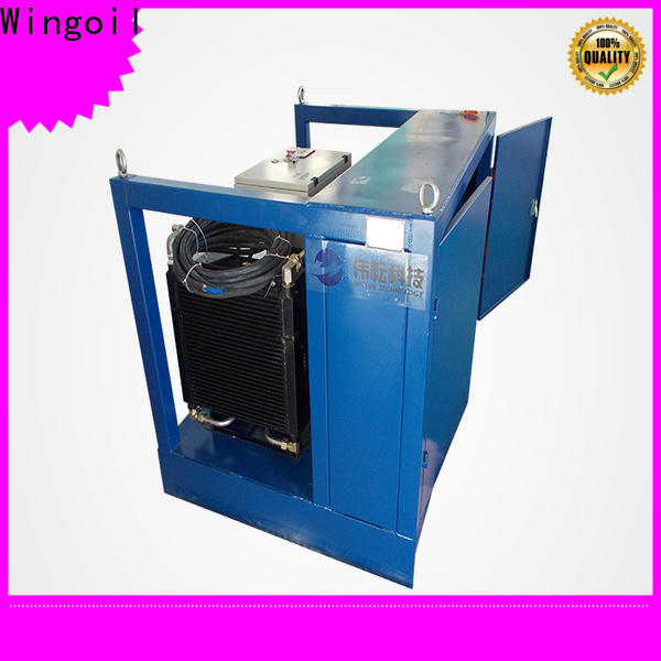 Wingoil Wholesale pressure test equipment suppliers for offshore