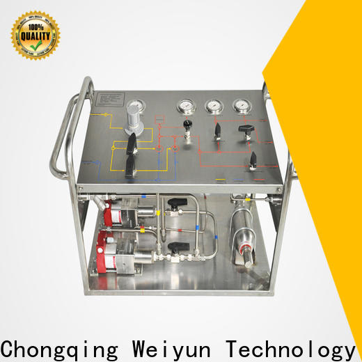 Wingoil chemical williams chemical injection pump Supply For Oil Industry