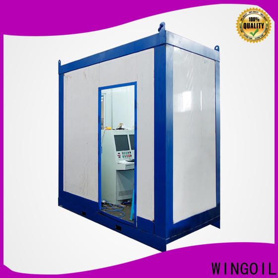 Wingoil High-quality asme hydrotest pressure Supply For Gas Industry