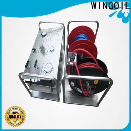 Wingoil High-quality hydrostatic hand pump for business For Gas Industry