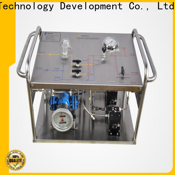 Wingoil rothenberger test pump company for offshore