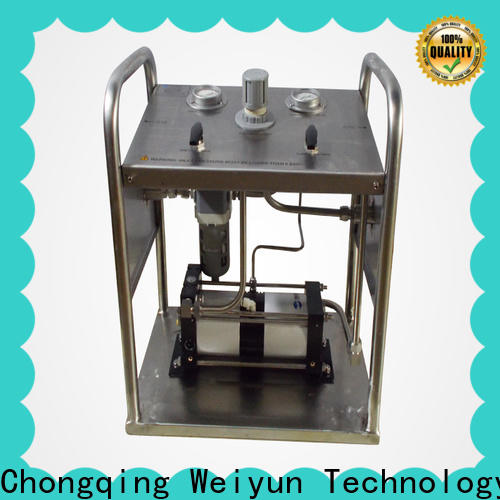 Wingoil High-quality hydro test unit company for offshore