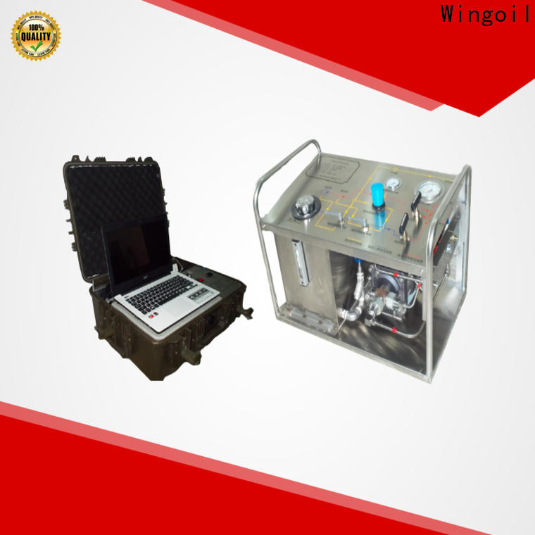 Wingoil High-quality hydrostatic pump manufacturers in high-pressure for onshore