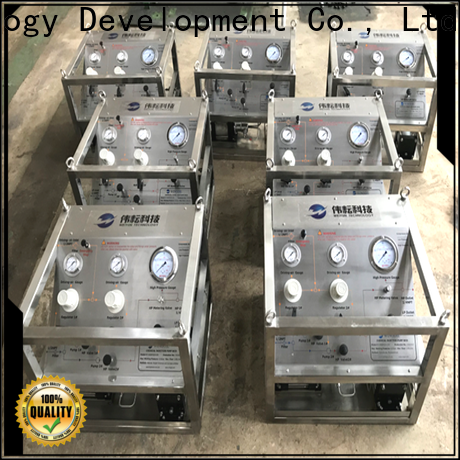 Wingoil chemical biocide injection skid factory For Oil Industry