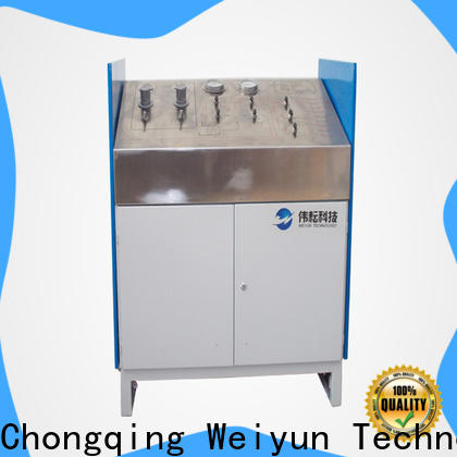 Wingoil pipe hydro testing equipment factory for offshore
