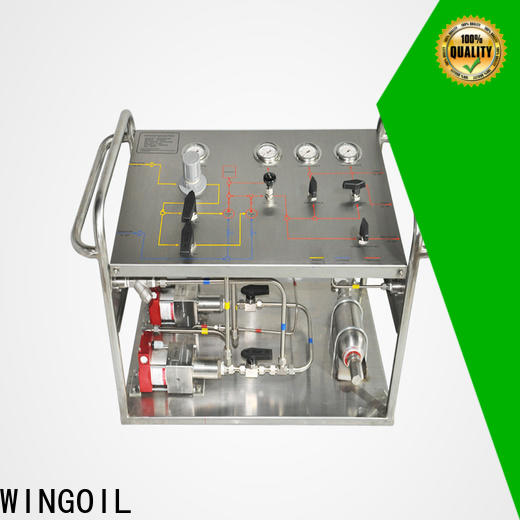 Wingoil professional injection system infinitely For Oil Industry