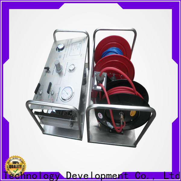 hydrostatic high pressure test Suppliers for offshore