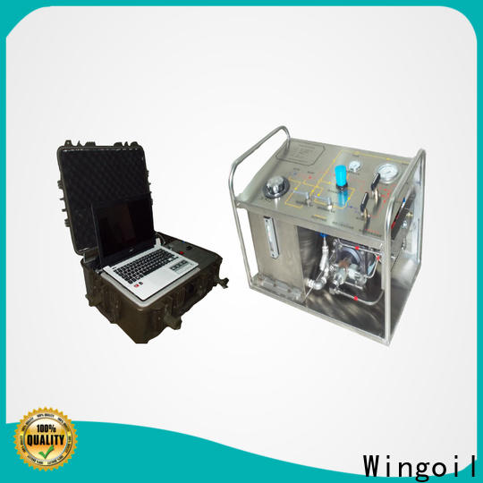 Wingoil Best hydro test pump supplier in saudi arabia widely used for offshore