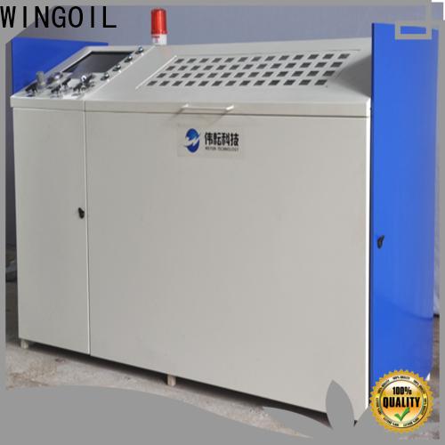 Wingoil Custom leak test pressure manufacturers For Gas Industry