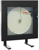 Mechanical Circular Paper Chart Recorder