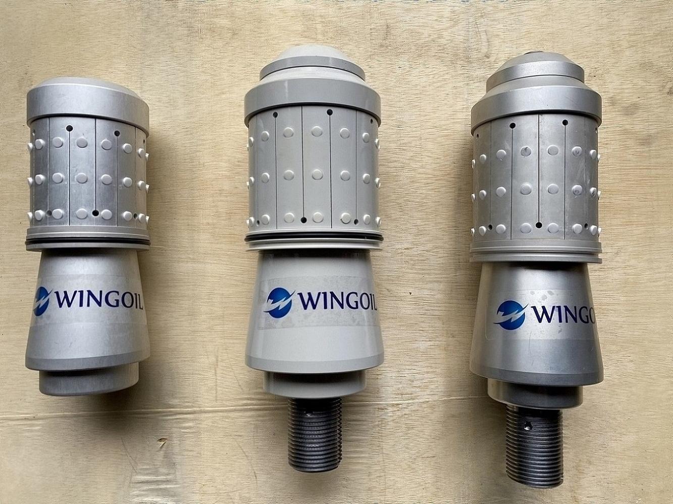Wingoil Fully Dissolvable & Disintegrating Frac Plug